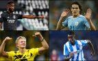 Los '9' que quedan en el mercado para el Real Madrid