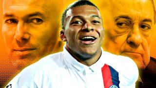 Mbappé mira al futuro lejos del Paris Saint Germain.