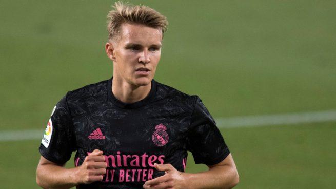 El Real Madrid tiene confianza ciega en Ödegaard