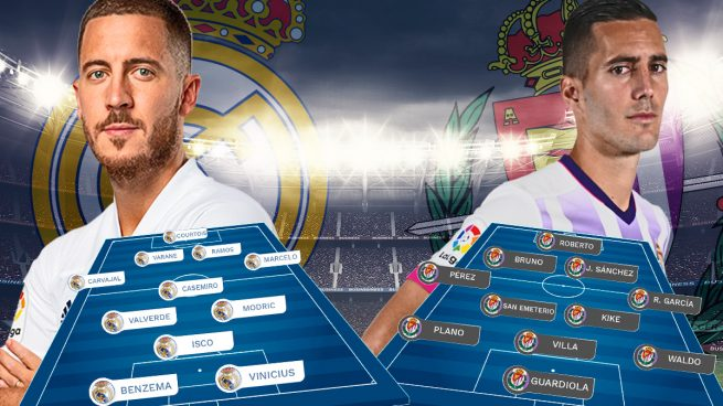 Real Madrid – Valladolid: En busca del Edén