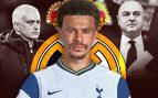 El Tottenham intenta colocar a Dele Alli en el Real Madrid
