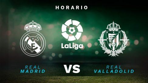 Real Madrid – Valladolid: partido de la jornada 4 de la Liga Santander.