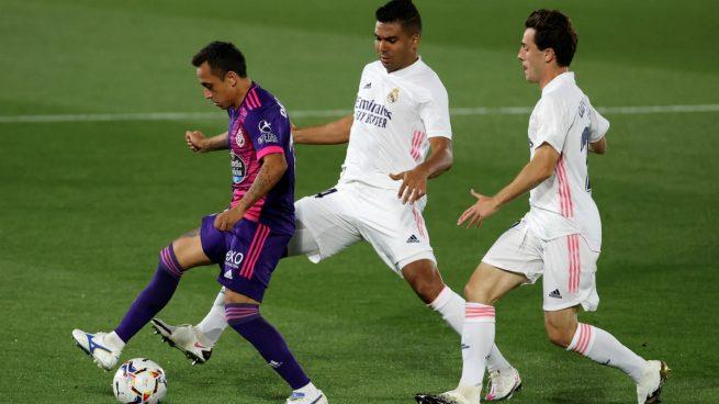 Real Madrid Valladolid directo