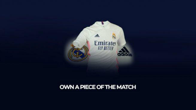 La Fundación Real Madrid vuelve a subastar las camisetas de los jugadores