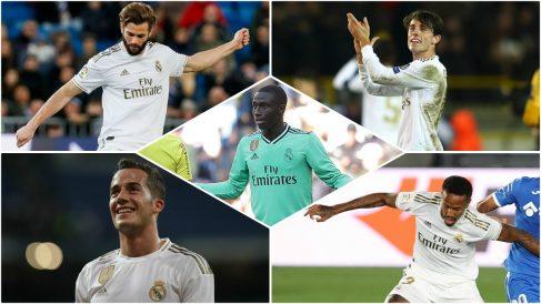 Las alternativas de Zidane tras la lesión de Carvajal: Nacho, Odriozola, Mendy, Lucas Vázquez y Militao