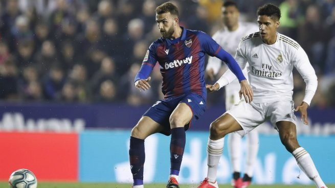 Claves Levante Real Madrid