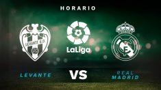 Levante – Real Madrid: partido de la jornada 5 de la Liga Santander.