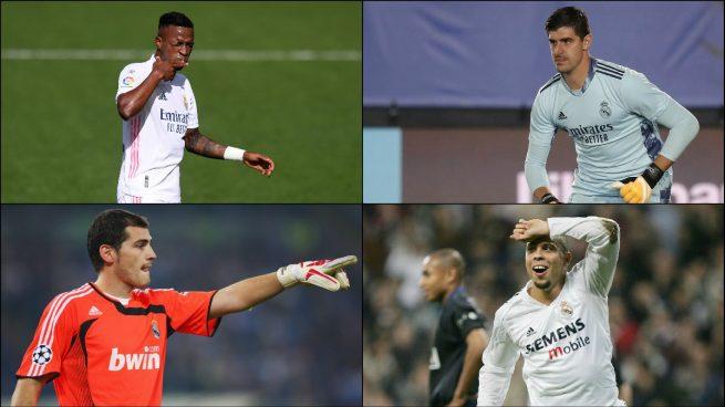 El Madrid vuelve a los tiempos de Casillas y Ronaldo