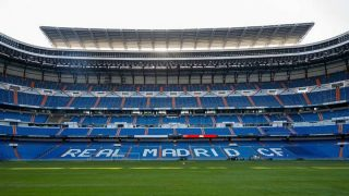 Imagen del nuevo Santiago Bernabéu.