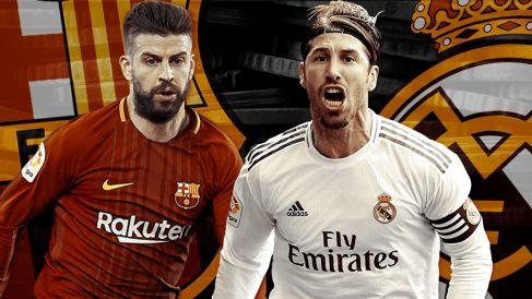 Los jugadores de Real Madrid y Barcelona rechazan de primeras la rebaja salarial.