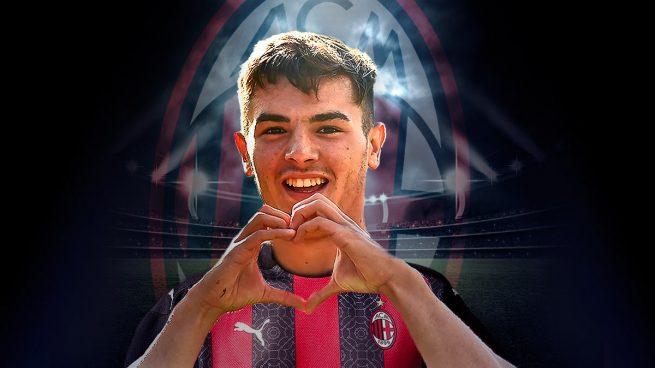 Brahim recupera la sonrisa en Milán