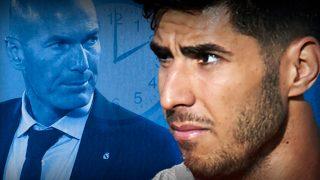 Zidane quiere que Asensio dé un paso adelante.