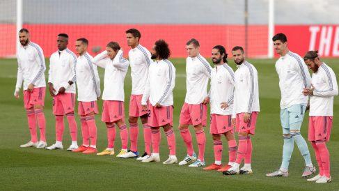 El uno por uno del Real Madrid ante el Cádiz. (Getty)