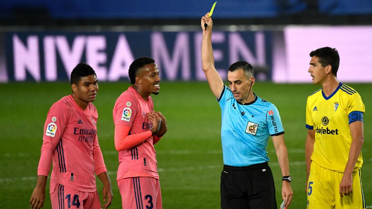 Las notas del Real Madrid contra el Cádiz: suspenso general en un día para olvidar