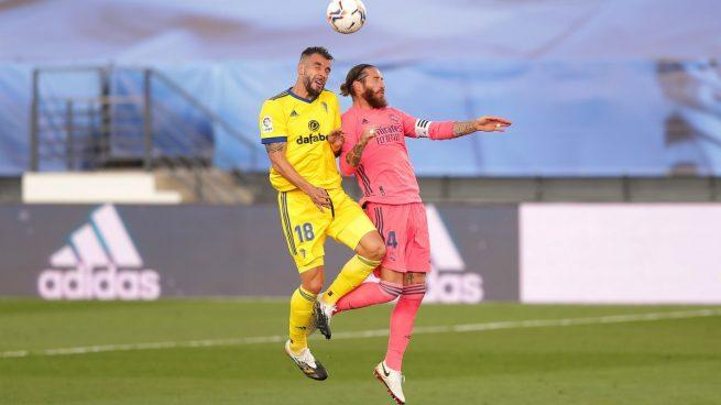 Sergio Ramos lesion
