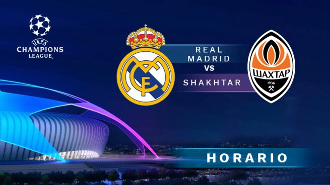 Real Madrid - Shakhtar