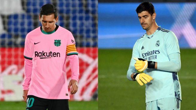 Las apuestas creen que Real Madrid y Barça no llegarán a semifinales de la Champions