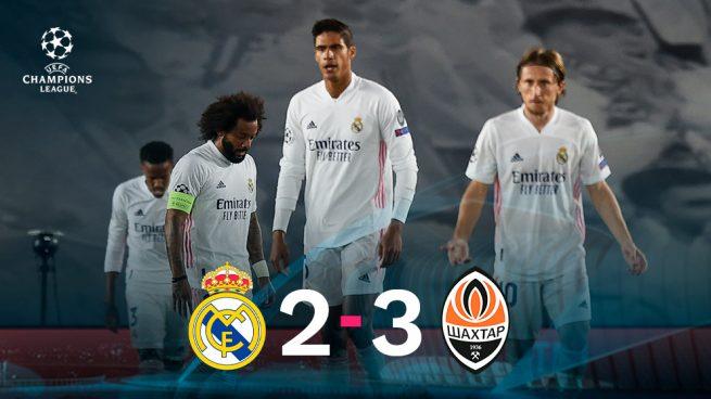 El Real Madrid está en la UCI