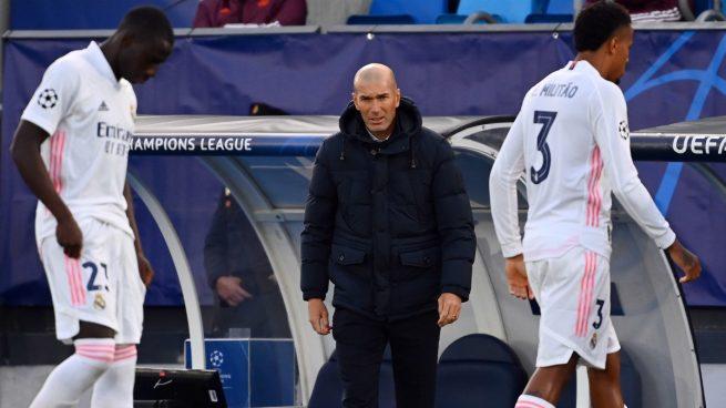 Los datos que retratan la bochornosa primera parte del Real Madrid
