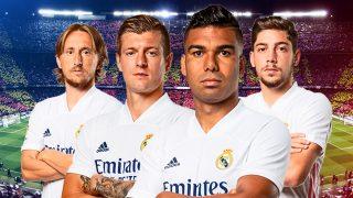 El Real Madrid va a reforzar su presencia en el centro del campo.