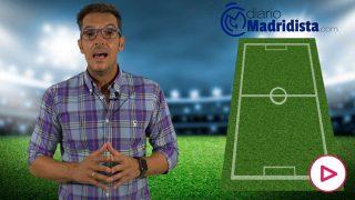 Esta es la alineación del Real Madrid que jugará ante el Barcelona en el Camp Nou. (vídeo: Juanma Yela)