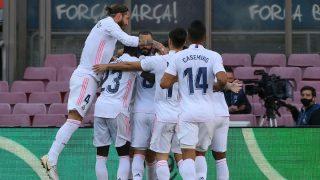 Real Madrid. (AFP)