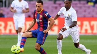 Las notas de los jugadores del Barcelona en el Clásico ante el Madrid. (Getty)
