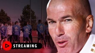 Rueda de prensa de Zinedine Zidane y Toni Kroos