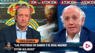 El Real Madrid tiene que negociar la renovación de Sergio Ramos.