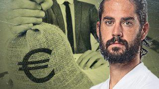 Isco cuenta poco para Zidane y busca ofertas.
