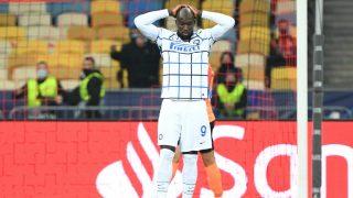 Lukaku es seria duda para enfrentarse al Real Madrid. (AFP)
