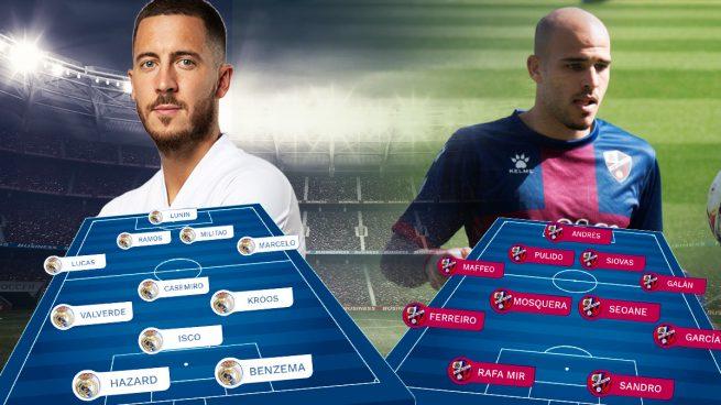 Real Madrid Huesca