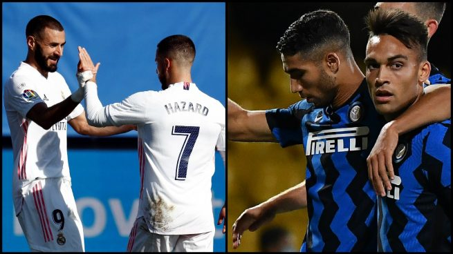 Real Madrid Inter de Milán