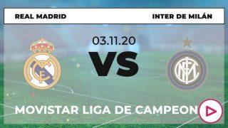 Real Madrid Inter horario
