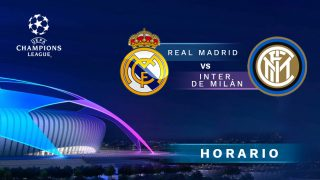 Champions League 2020-2021: Real Madrid – Inter de Milán | Horario del partido de fútbol de la Champions League.