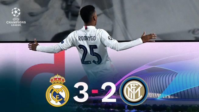El Madrid nunca muere