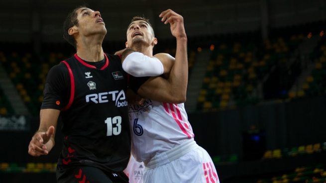 Real Madrid Bilbao Basket