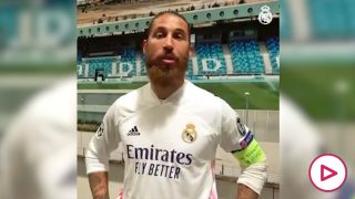 Sergio Ramos elige su mejor gol con el Real Madrid que dolerá a muchos