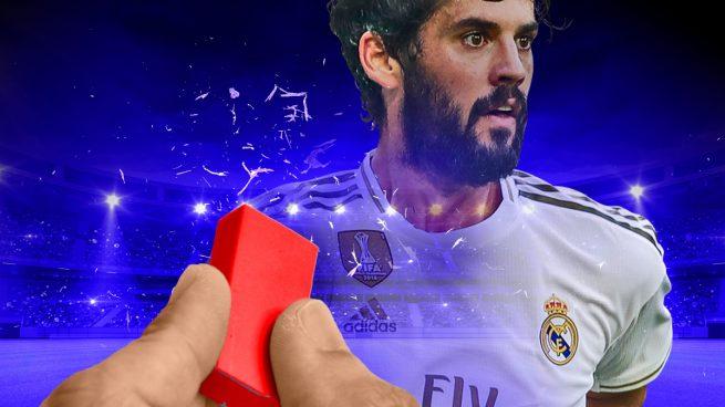 Isco desaparece de los planes de Zidane y Luis Enrique