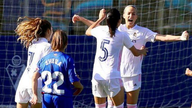 Asllani lidera la victoria ante el Eibar y acerca al Real Madrid a Europa (1-3)