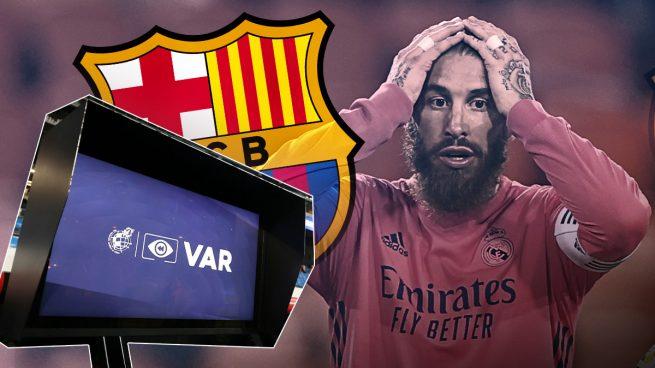 Al Barcelona le funcionan los lloros por el VAR