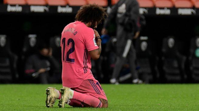 Los números condenan a Marcelo