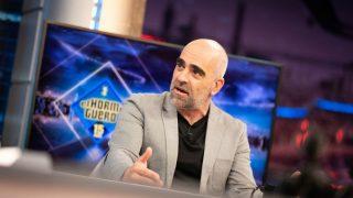 Luis Tosar en 'El Hormiguero' (Antena 3).