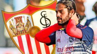 Lopetegui piensa en Isco para el Sevilla.