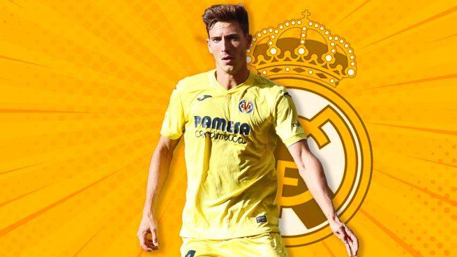 Pau Torres Real Madrid