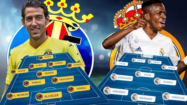 Villarreal – Real Madrid: el Madrid no quiere otro roto en La Cerámica