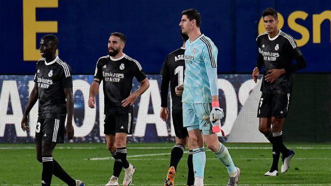 Sigue la sangría atrás del Real Madrid: ocho partidos sin dejar la portería a cero
