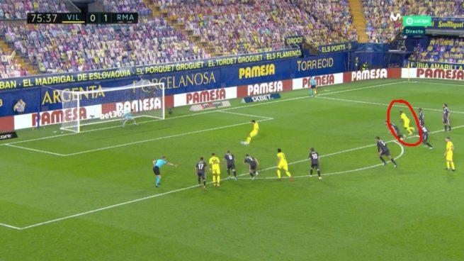 Penalti Villarreal