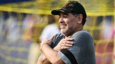 Maradona. (AFP)