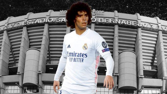 real madrid maradona